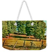 Fence - Featured In Comfortable Art Group Weekender Tote Bag