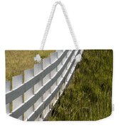 Fenced In Or Fenced Out Weekender Tote Bag
