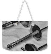 Fencing - Fencing Swords Weekender Tote Bag