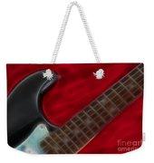 Fender-9657-fractal Weekender Tote Bag