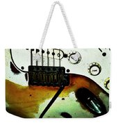 Fender Detail  Weekender Tote Bag