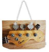 Fender Squier Bass Weekender Tote Bag