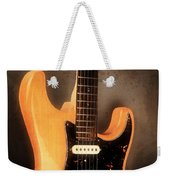 Fender Stratocaster Electric Guitar Weekender Tote Bag