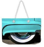 Fender What - 1955 Ford Weekender Tote Bag
