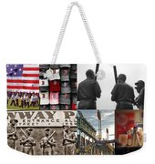 Fenway Memories Weekender Tote Bag by Joann Vitali