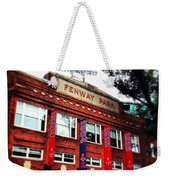 Fenway Park In October 2013 Weekender Tote Bag