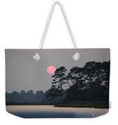 Fenwick Island Delaware Sunset Weekender Tote Bag