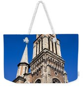 Ferencvaros Church Tower In Budapest Weekender Tote Bag