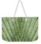 Fern - Chalk Weekender Tote Bag