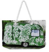 Fern Gully Weekender Tote Bag