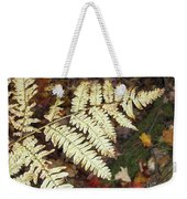 Fern In The Forest Weekender Tote Bag