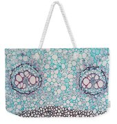 Fern Pteridium Rhizome, Lm Weekender Tote Bag