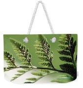 Fern Seeds Weekender Tote Bag