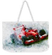 Fernando Alonso Of Spain Weekender Tote Bag