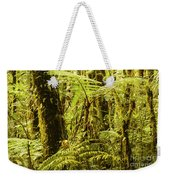 Ferns And Moss Weekender Tote Bag