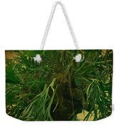 Ferns In The Jungle Room Weekender Tote Bag