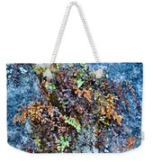 Ferns On Cliffside Weekender Tote Bag