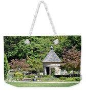 Fernwood Botanical Garden Stone Herb House Usa Weekender Tote Bag