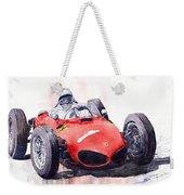 Ferrari Dino 156 F1 1961  Weekender Tote Bag