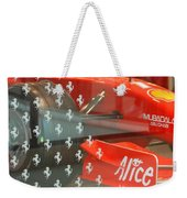Ferrari Formula One Weekender Tote Bag