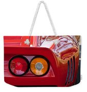 Ferrari Gto 288 Taillight -0631c Weekender Tote Bag