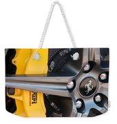 Ferrari Wheel - Brake Emblem Weekender Tote Bag