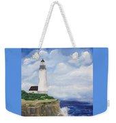 Ferrels Lighthouse Weekender Tote Bag