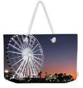 Ferris Wheel 16 Weekender Tote Bag