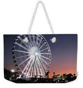 Ferris Wheel 19 Weekender Tote Bag