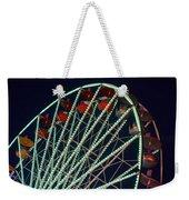 Ferris Wheel After Dark Weekender Tote Bag