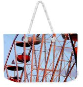 Ferris Wheel At Sunset Weekender Tote Bag