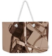 Ferris Wheel Weekender Tote Bag