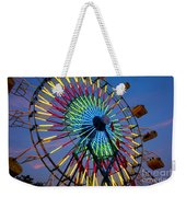 Ferris Wheel, Kentucky State Fair Weekender Tote Bag