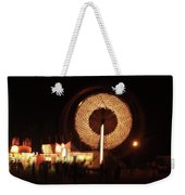 Ferris Wheel Spin Weekender Tote Bag