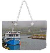 Ferryland Harbour-nl Weekender Tote Bag