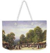 Festival At St. Cloud, C.1860 Weekender Tote Bag