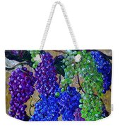 Festival Of Grapes Weekender Tote Bag