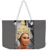 Festival Queen Weekender Tote Bag