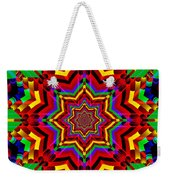 Festive Colors Weekender Tote Bag