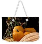 Festive Fall Weekender Tote Bag