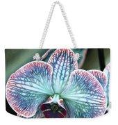 Festive Orchid Weekender Tote Bag