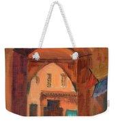 Fez Town Scene Weekender Tote Bag