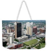 Fiberglass Tower Toledo Ohio Weekender Tote Bag