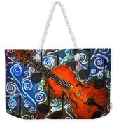 Fiddle - Violin Weekender Tote Bag