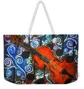 Fiddle - Violin Weekender Tote Bag