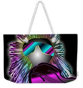 Fiddler In The Band Electric Weekender Tote Bag
