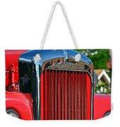 Fie Truck Weekender Tote Bag