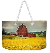 Field And Barn Weekender Tote Bag