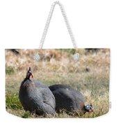 Field Guinea Weekender Tote Bag