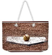 Field Of Dreams The Ball Weekender Tote Bag